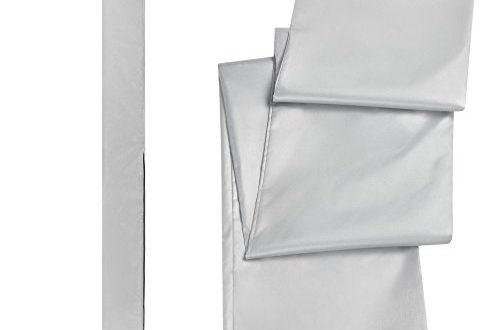 KHP Professional Premium Schutzhuelle fuer Waeschespinne aus extra stabilem Stoff 500x330 - KHP Professional Premium Schutzhülle für Wäschespinne aus extra stabilem Stoff in 3 Längen!