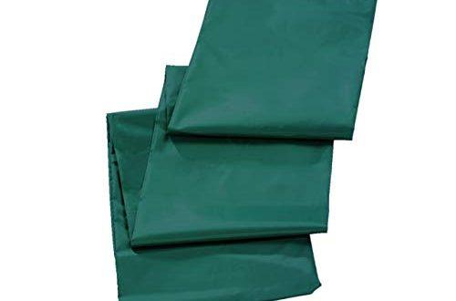 Leifheit Schutzhuelle fuer Waescheschirme wetterfest Abdeckung aus hochwertigem Material auch 500x330 - Leifheit Schutzhülle für Wäscheschirme, wetterfest, Abdeckung aus hochwertigem Material, auch zum Schutz von Skiern und Sonnenschirmen geeignet, Schutzhuelle, grün