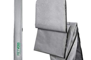 PIETVOSS Luxus Sonnenschirm Schutzhuelle Waeschespinne Schutzhuelle inkl Packtasche Schirmabdeckung 310x205 - PIETVOSS Luxus Sonnenschirm Schutzhülle | Wäschespinne Schutzhülle inkl Packtasche Schirmabdeckung -Schützt vor jedem Wetter | Ampelschirm Schutzhülle